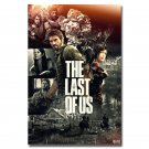 The Last Of Us Hot Game Poster Print Ellie Joel Wall Decor 32x24