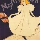 Vintage French Maymitton Poster Print 32x24