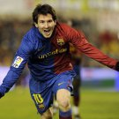 Lionel Messi Barcelona Soccer Football Print Large POSTER 32x24