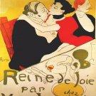 Vintage Toulouse Lautrec Poster Print 32x24