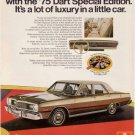 Dodge Dart Car Ad Art Print 32x24