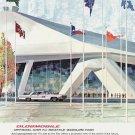 Oldsmobile Seattle Worlds Fair Car Ad Art Print 32x24