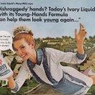 Vintage Ivory Liquid Ad Art Print 32x24