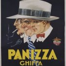 Vintage French Panizza Poster Print 32x24