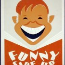 Sunny Side Up Wpa Poster Art Print 32x24