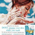 Vintage Dove Soap Ad Art Print 32x24