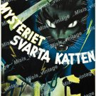 The Black Cat 1941 Vintage Movie Poster Reprint 14