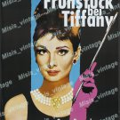 Breakfast At Tiffany S 1992 Vintage Movie Poster Reprint 35