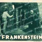 Frankenstein 1938 Vintage Movie Poster Reprint 57