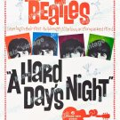 A Hard Day S Night 1964 Vintage Movie Poster Reprint 23