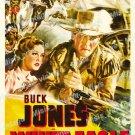White Eagle 1941 Vintage Movie Poster Reprint