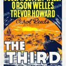 The Third Man 1950 Vintage Movie Poster Reprint 7