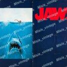 Jaws 1975 Vintage Movie Poster Reprint 4