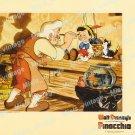 Pinocchio 1940 Vintage Movie Poster Reprint 16