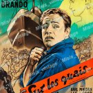 On The Waterfront 1954 Vintage Movie Poster Reprint 24