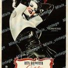Gilda 1940 Vintage Movie Poster Reprint 27
