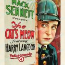 The Cat S Meow 1924 Vintage Movie Poster Reprint 2