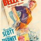 Belle Starr 1941 Vintage Movie Poster Reprint 3