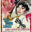 My Fair Lady 1964 Vintage Movie Poster Reprint 4