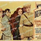 Shanghai Express 1932 Vintage Movie Poster Reprint 9