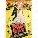 Top Hat 1953 Vintage Movie Poster Reprint 15