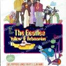 Yellow Submarine 1968 Vintage Movie Poster Reprint 27