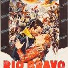 Rio Grande 1951 Vintage Movie Poster Reprint 2