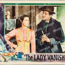 The Lady Vanishes 1938 Vintage Movie Poster Reprint 8