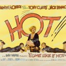 Some Like It Hot 1959 Vintage Movie Poster Reprint 31