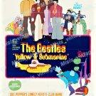 Yellow Submarine 1968 Vintage Movie Poster Reprint 25
