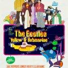 Yellow Submarine 1968 Vintage Movie Poster Reprint 24
