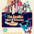Yellow Submarine 1968 Vintage Movie Poster Reprint 23