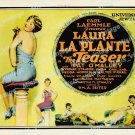 The Teaser 1925 Vintage Movie Poster Reprint