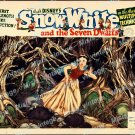 Snow White And The Seven Dwarfs 1937 Vintage Movie Poster Reprint 48