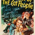 The Curse Of The Cat People 1944 Vintage Movie Poster Reprint 6