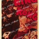 King Kong 1952 Vintage Movie Poster Reprint 73