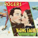 Young Eagles 1930 Vintage Movie Poster Reprint 2