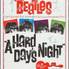 A Hard Day S Night 1964 Vintage Movie Poster Reprint 17