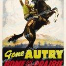 Home On The Prairie 1939 Vintage Movie Poster Reprint 5
