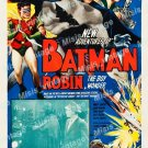 The New Adventures Of Batman And Robin 1949 Vintage Movie Poster Reprint 10