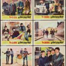 A Hard Day S Night 1964 Vintage Movie Poster Reprint 15