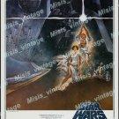 Star Wars 1977 Vintage Movie Poster Reprint 53