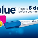 2 x Clearblue 6 Days Early Detection Pregnancy Tests Testing Stick Kits   HC