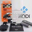 Jailbroken Amazon Fire TV Stick 2nd Gen w/ Alexa Remote, Kodi 17.4 & Mobdro!