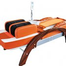 Jade Therapy Massage Bed Table with No Tilt, Foot Massage Therapy FIR Far Infrared Spinal Traction