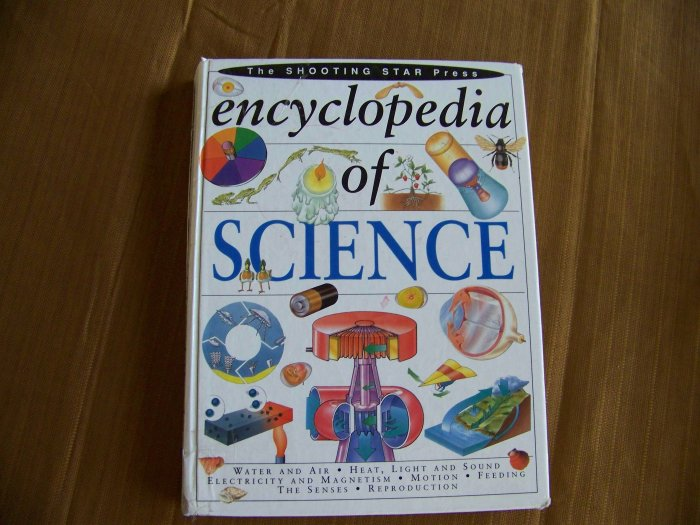 Encyclopedia of Science   (Great for homeschooling)