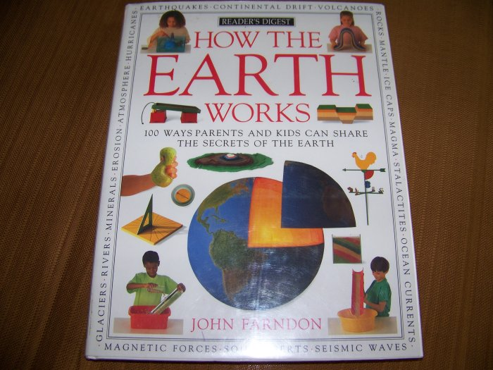 How the Earth Works by Readers Digest  [homeschool]