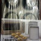 BIALETTI IKEA SUPERIOR Non-Stick 4-Piece Toaster Oven Set, New, Free Shipping