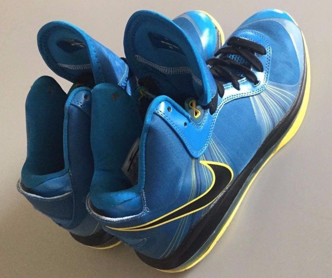 8b525def645 EUC VNDS Mens Nike Lebron 8 V 2 VIII