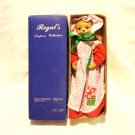 Country Cat  dressed doll in box Regal Greetings and Gifts vintage cm1433